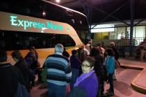 Adultos mayores de Pisco Elqui iniciaron viaje al sur de nuestro país