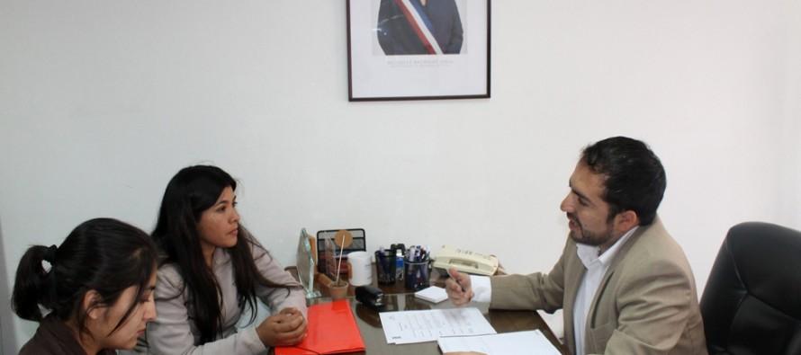 INJUV y OMIL de Paihuano capacitarán a jóvenes para desarrollar empleos en la zona