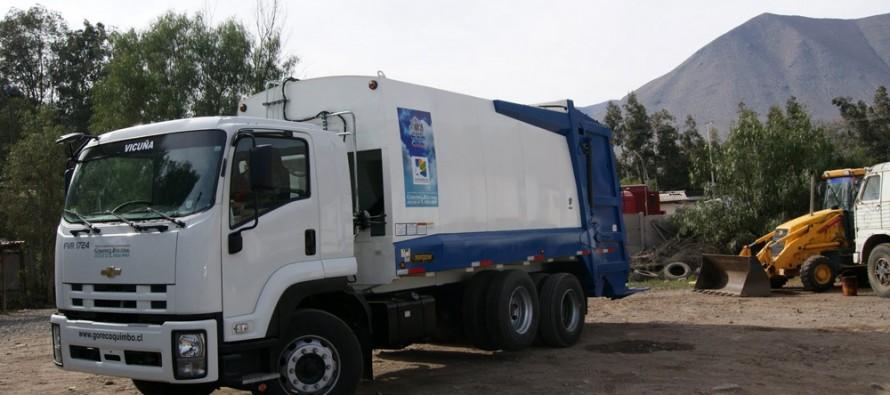 Redistribuyen el servicio de retiro de basura en la comuna debido al feriado de Año Nuevo