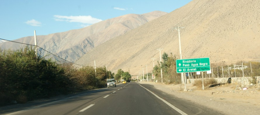 Visión de las localidades del Río Elqui frente al Proyecto de Corredor Bioceánico Central