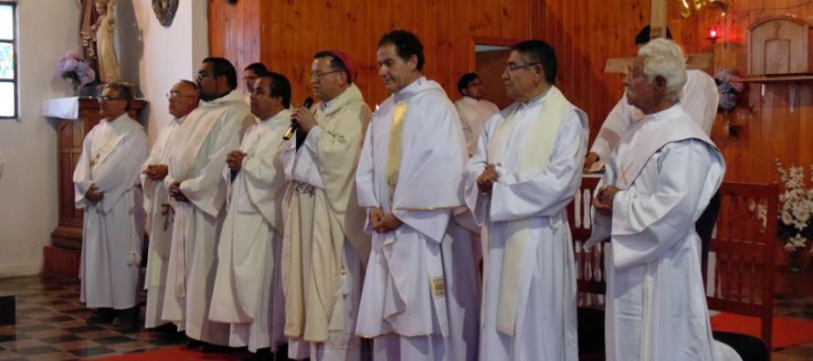 Fernando Castro Cortés asume como nuevo párroco en Paihuano