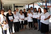 Mujeres de Vicuña cuentan con nuevas herramientas para comenzar un emprendimiento