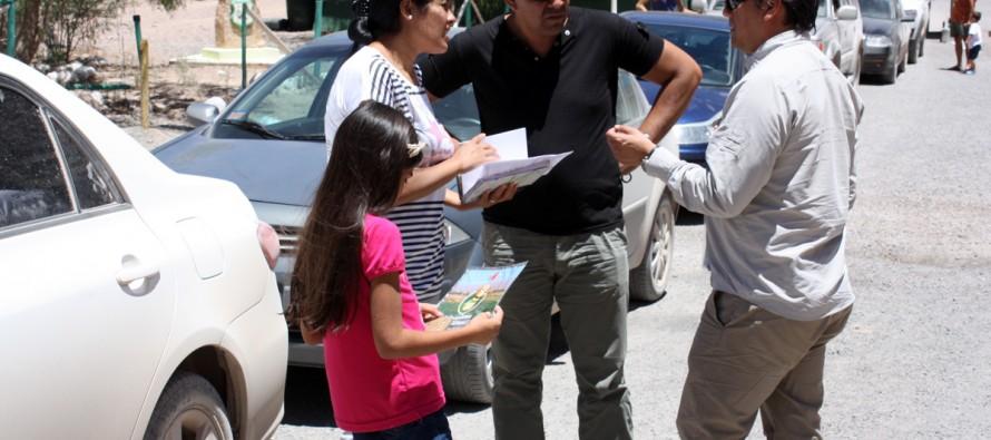 """Refuerzan la campaña """"Declara"""" del SAG para evitar el ingreso de plagas y enfermedades a la región"""