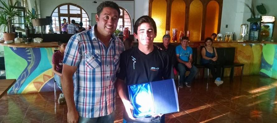 Joven elquino gana Master de Tenis en La Serena y pasa a categoría de honor a nivel regional