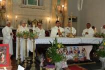 Asume nuevo párroco en Diaguitas con la presencia del Arzobispo de La Serena