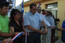 Inauguran nueva Estación Médico Rural para los vecinos de Alcohuaz