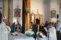 Fieles del Valle de Elqui acogen a nuevo párroco para las comunidades de Vicuña y Diaguitas