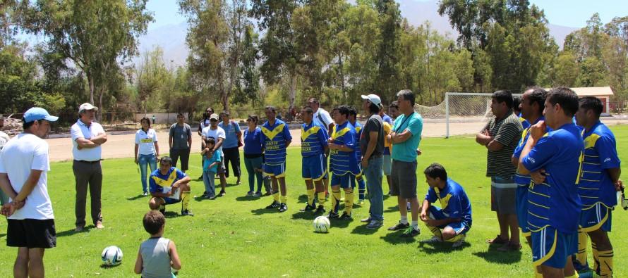 Club Deportivo Alameda contará desde 2015 con sede para todos sus socios y jugadores