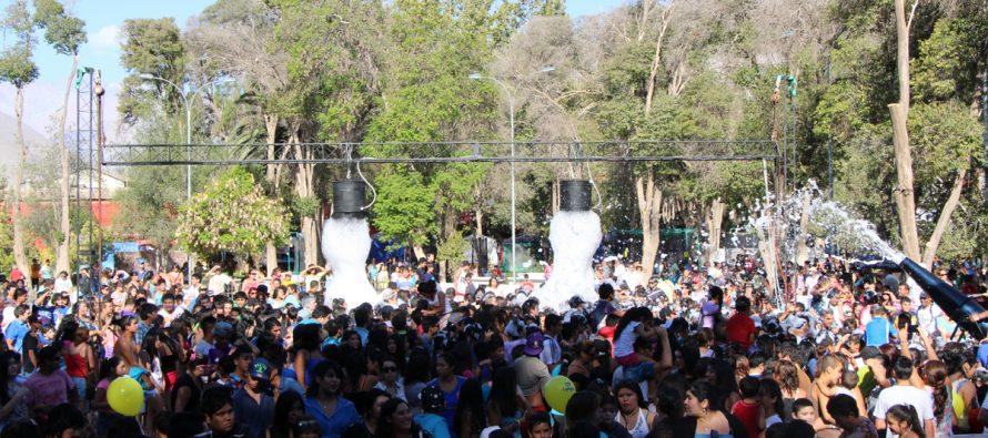 """Invitan a disfrutar de la """"Fiesta de la Espuma"""" y el Día de la Piscola en Vicuña"""