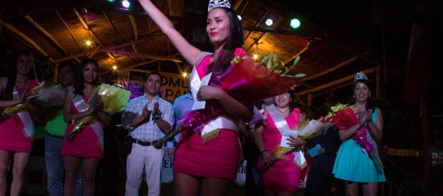 Carnaval del Sol de Paihuano ya tiene su reina 2015