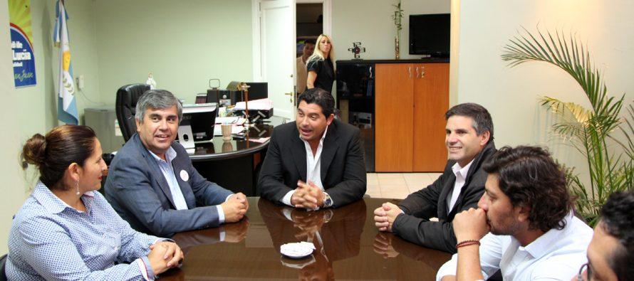 Vicuña reafirma convenios con departamentos de la Provincia de San Juan de Argentina