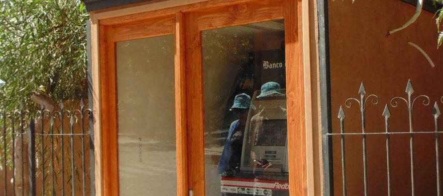 La localidad de Pisco Elqui cuenta con el primer cajero automático de la comuna de Paihuano