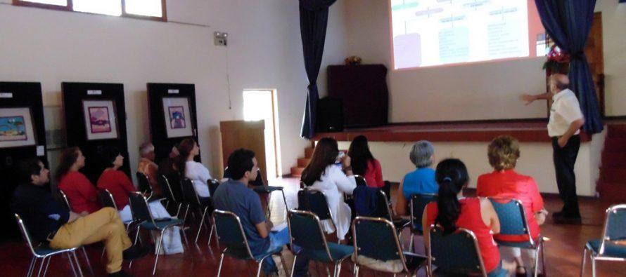 """Empresarios turísticos de Vicuña y Paihuano analizan el """"Turismo Patrimonial"""" del Elqui"""
