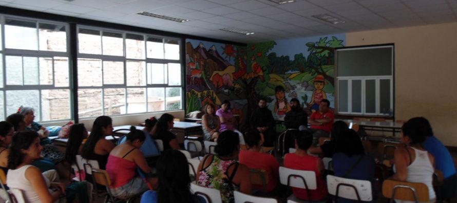 Proyectan la instalación de internet y aparatos tecnológicos en Escuela de Montegrande