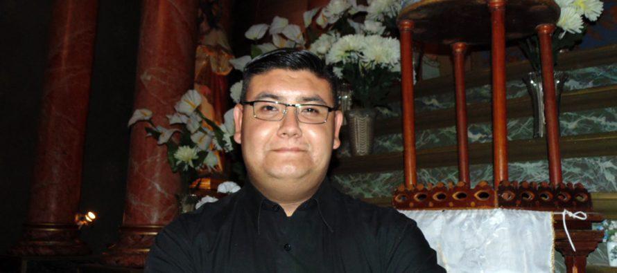 Un nuevo seminarista llegó a la Parroquia de Paihuano para el apoyo de las actividades
