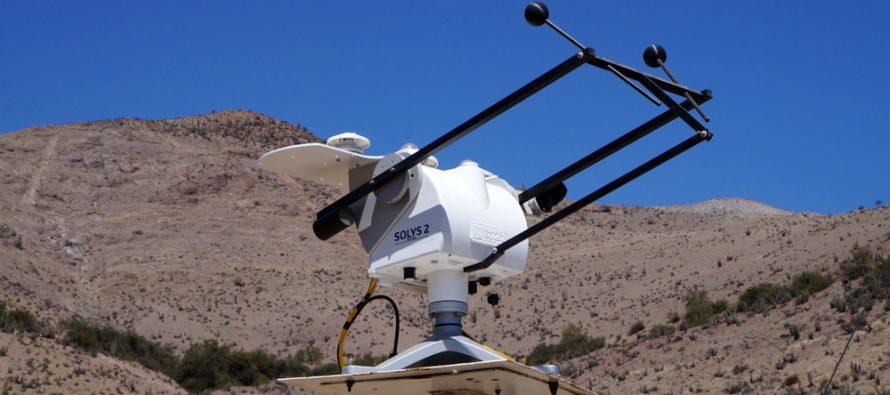Proyecto FIC Solar: Instalan equipos de medición de radiación solar en  Vicuña