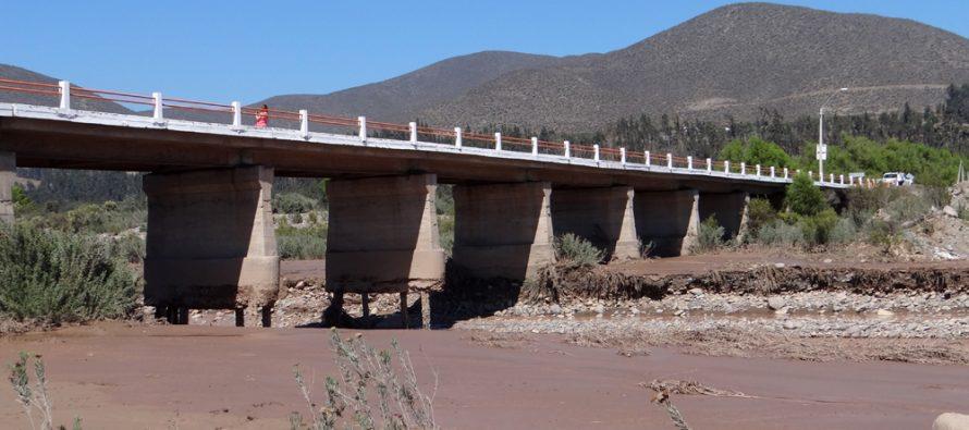 Puente de Altovalsol  continuará cerrado hasta conocer análisis de Vialidad