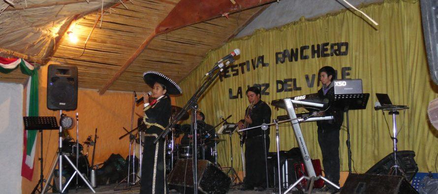 Pía Ramos fue la ganadora del XXI Festival Ranchero de El Arrayán