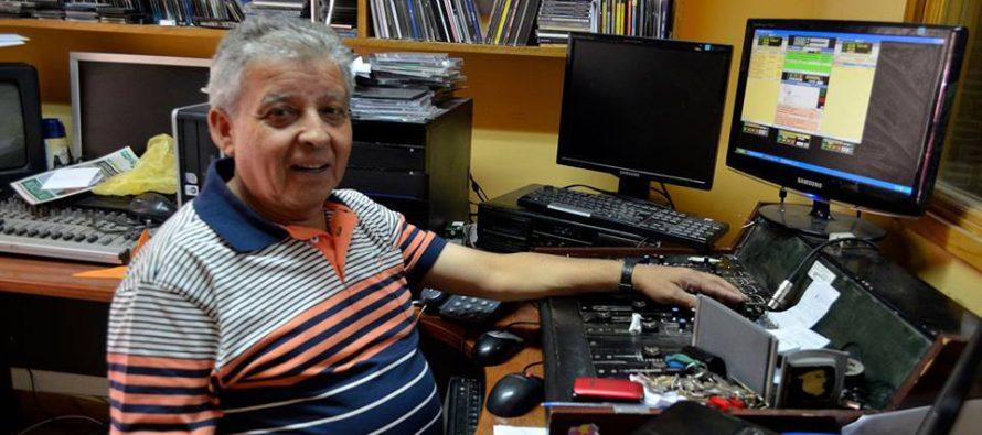 Se recupera conocido radio controlador de Paihuano luego de accidente en Las Rojas