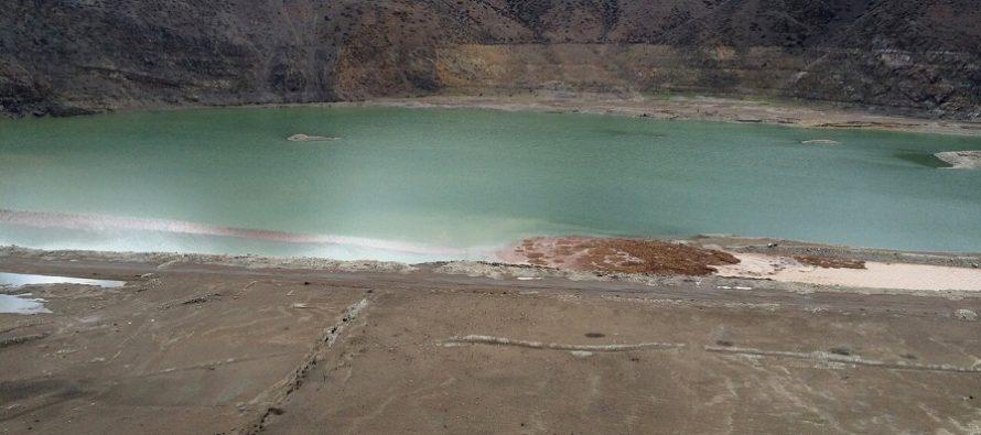 JVRE advierte que frente de mal tiempo  no revierte la actual situación hídrica