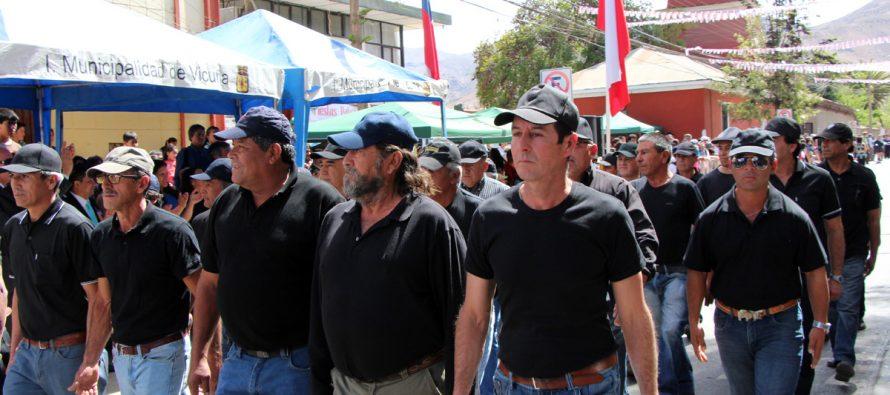 Ex Soldados Conscriptos del Valle de Elqui se unen a una agrupación nacional de DDHH