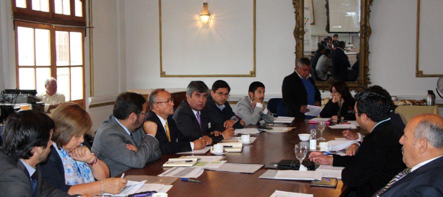 Alcaldes de la región presentarán propuestas al Gobierno en materia de mitigación de la sequía
