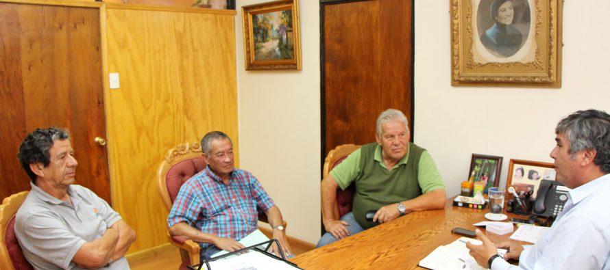 """Liga Senior de Vicuña busca contar con su  """"Galpón Deportivo"""" a partir de este año"""