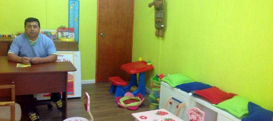 Posta de El Tambo y Hospital de Vicuña cuentan con nuevas salas de estimulación infantil