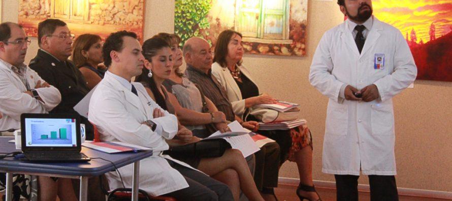 Hospital de Vicuña destaca resultados del 2014 y presenta a su nuevo director