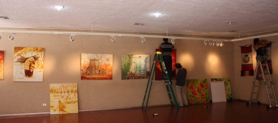 """Exposición """"Tierra De Color"""" se presenta durante marzo en el Museo Gabriela Mistral de Vicuña"""