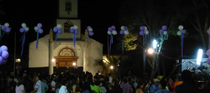 Varillar cerró su carnaval veraniego con tradicional fiesta bailable
