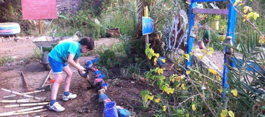 """Con nuevos horarios comenzaron las actividades de la organización infantil """"Tierra y Valle"""""""