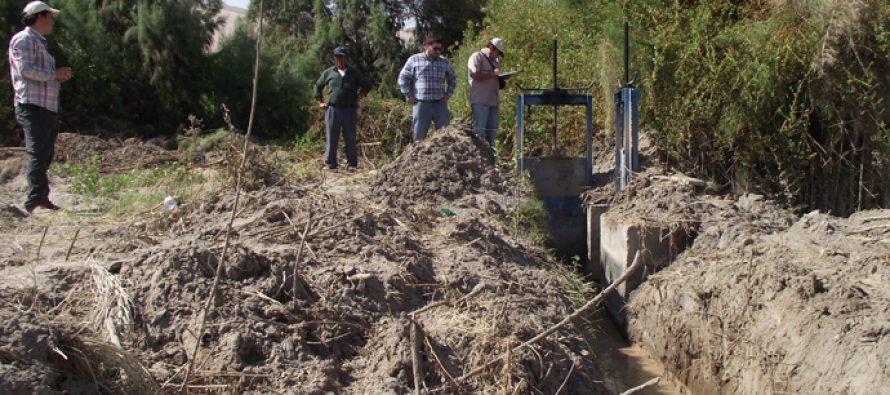 INDAP constata en terreno situación de agricultores afectados por las lluvias