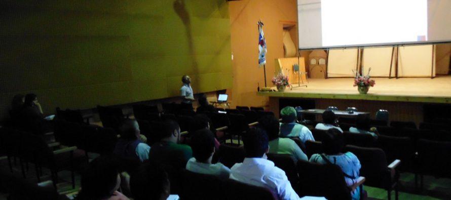 Organizaciones de Paihuano se capacitaron para acceder al Fondo Presidente de la República