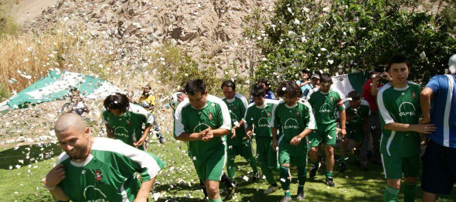 "Comenzó ""a rodar la pelota"" en el ANFUR de Paihuano con el torneo 2015"