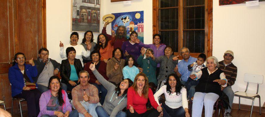 """Museo Gabriela Mistral implementa programa """"Memorias del Siglo XX"""" en Gualliguaica"""