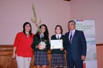 Seremi del Medio Ambiente de la Región de Coquimbo rinde cuenta pública en Vicuña