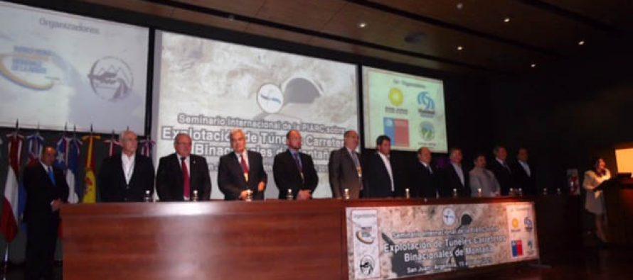 Región de Coquimbo  presente en Seminario Internacional  que se realiza en San Juan, Argentina