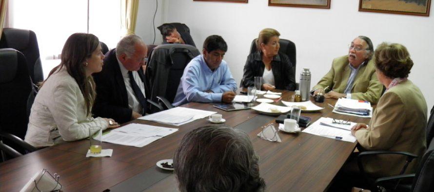 SAN  expuso ante el CORE proyecto para generar plataforma de atención a los agricultores