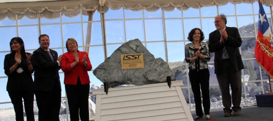 Destacan al Valle del Elqui en la investigación científica con la construcción del LSST