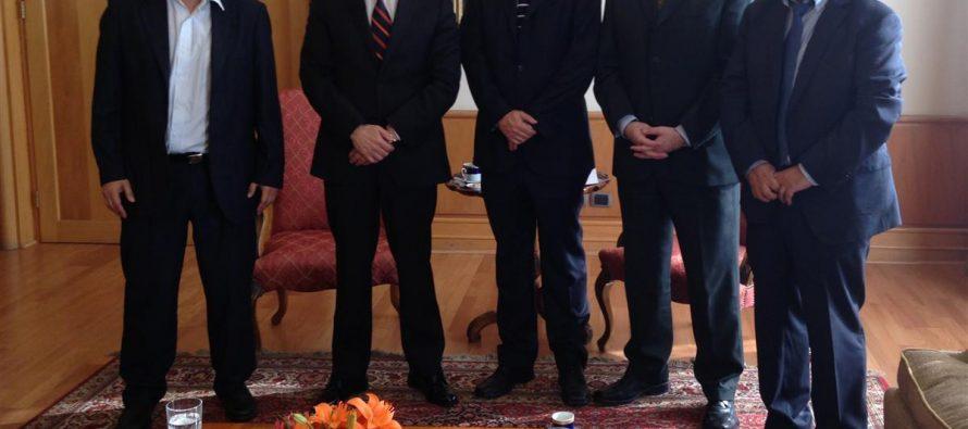 Diputados de la región piden política de defensa del pisco a Ministro de RR.EE