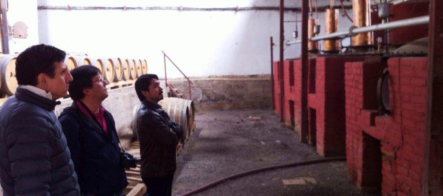 Corfo realiza visita a proyectos afectados por  temporal en Valle de Elqui