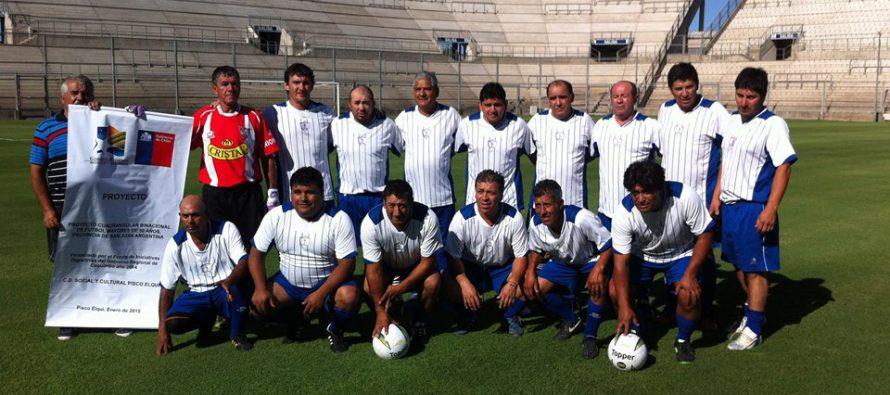 Club Deportivo Pisco Elqui Senior celebra sus 16 años de vida institucional