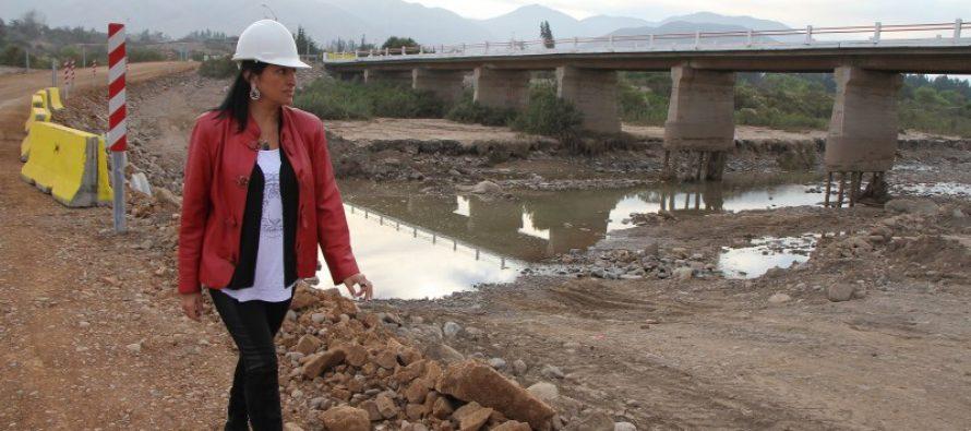 Reabren acceso vehicular en Altovalsol y anuncian construcción del nuevo puente
