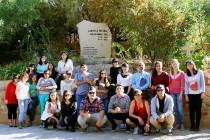 Alumnos de cuarto año de periodismo visitan el valle de Elqui en busca de inspiración en el Día de Libro