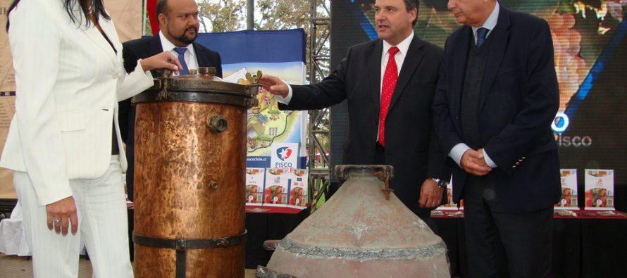 Gobierno refuerza compromiso para trabajar por denominación de origen del Pisco