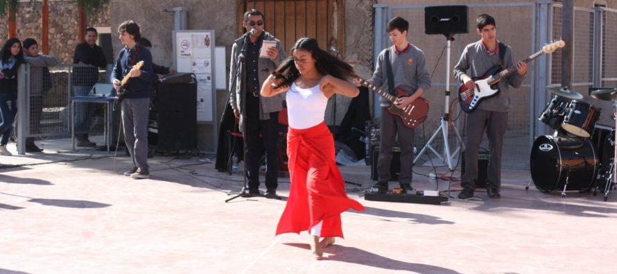 Museo Gabriela Mistral cerró exitosamente la III Semana de la Educación Artística