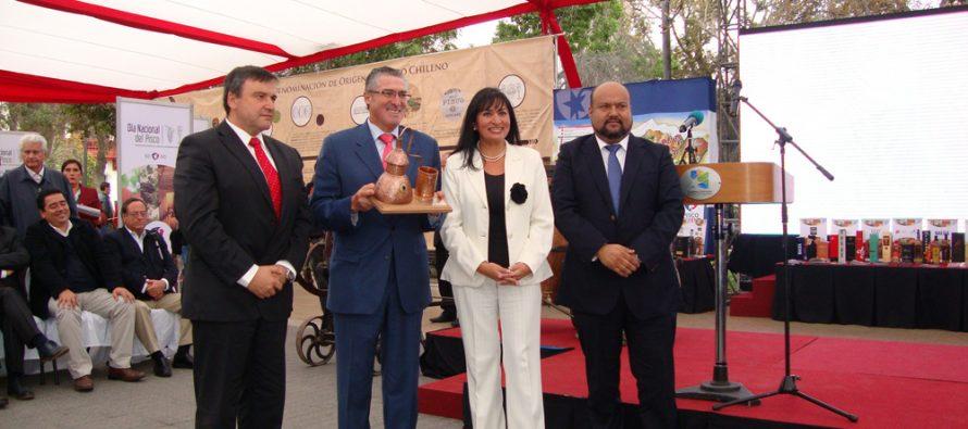 El Pisco celebra su Día Nacional con llamado para que el Estado asuma un rol activo en D.O
