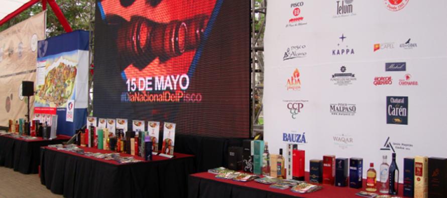 15 de mayo: Día Nacional del Pisco