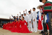 Brillante cierre de la Semana de la Educación Artística en Colegio Quebrada de Talca